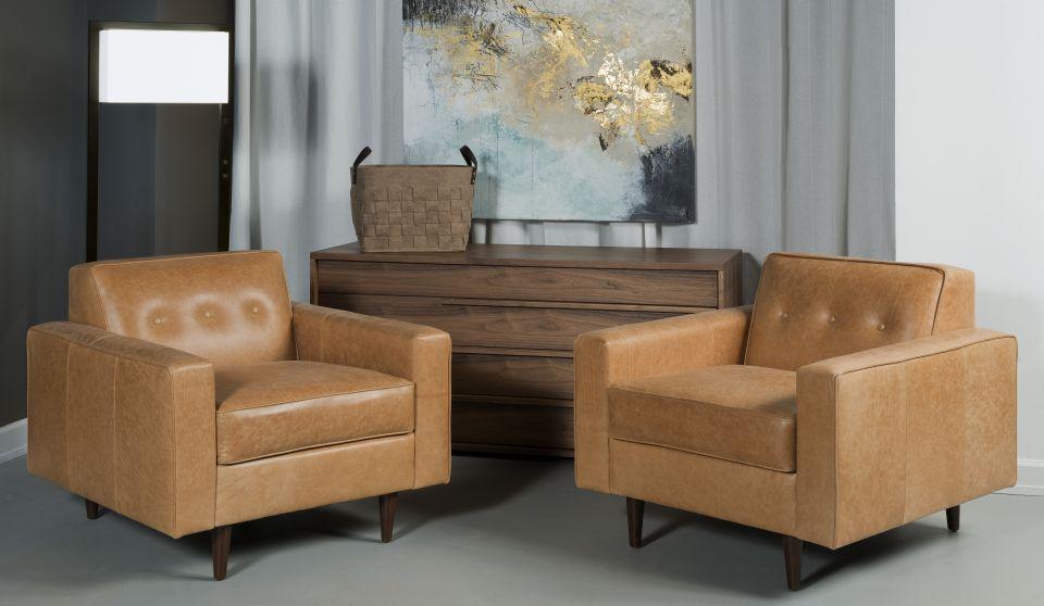 lederen meubels onderhouden